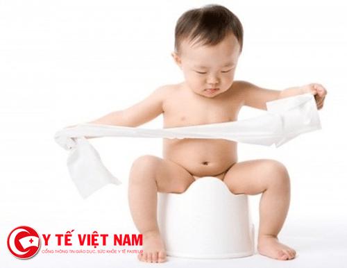 Bệnh tiêu chảy do Virus Rota ở trẻ em
