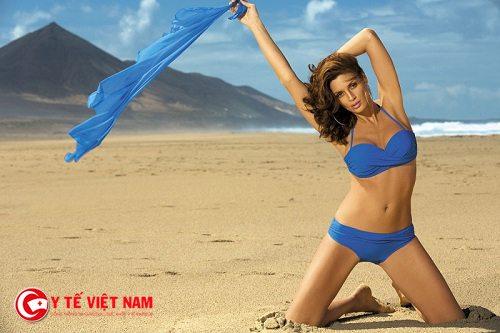 Làm đẹp cho bộ ngực là niềm mơ ước của nhiều phụ nữ