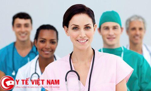 Tuyển điều dưỡng viên làm việc tại Hà Nội