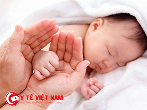 Bệnh tay chân miệng ở trẻ sơ sinh