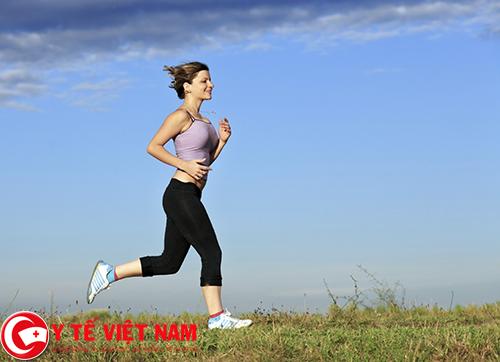 Chạy bộ bài tập thể dục không tốt cho bệnh thoát vị đĩa đệm