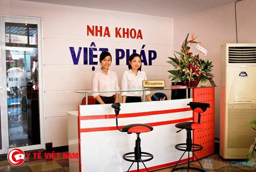 Nha khoa Quốc tế Việt Pháp tuyển dụng nhân viên Y tế nha khoa