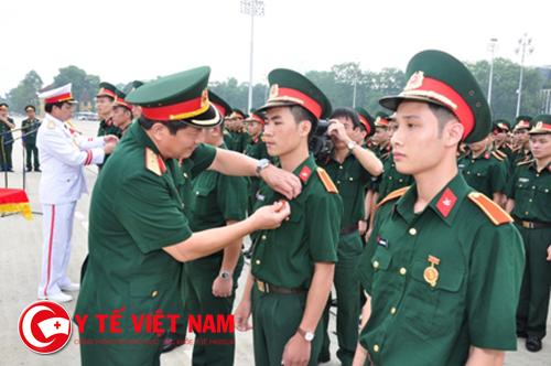 Thí sinh vào các trường Quân đội chỉ được đăng ký nguyện vọng 1