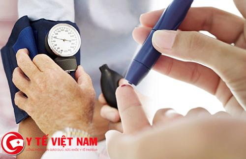 Bệnh lý đái tháo đường gây ra chứng tiểu đêm