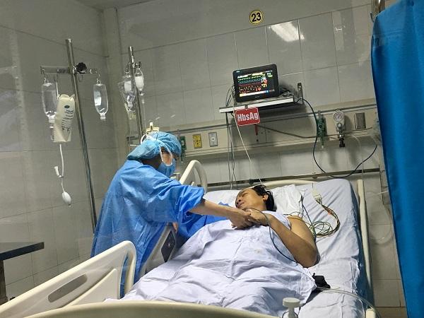 Kỳ tích lần đầu tiên Việt Nam thực hiện thành công ca ghép chia gan