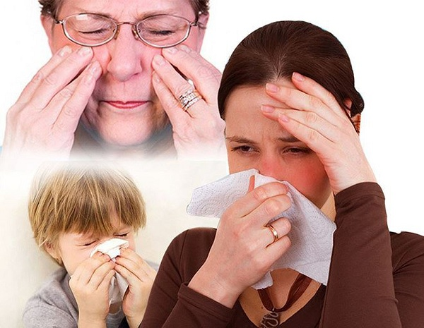 Thiếu vitamin A có thể mắc các bệnh nhiễm trùng đường hô hấp.