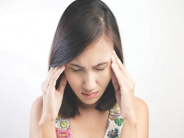 Đầu vậng do tâm tỳ huyết hư và trung khí bất túc