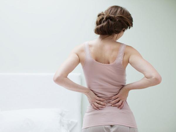 Những điều mẹ cần biết về chứng đau lưng sau sinh mổ