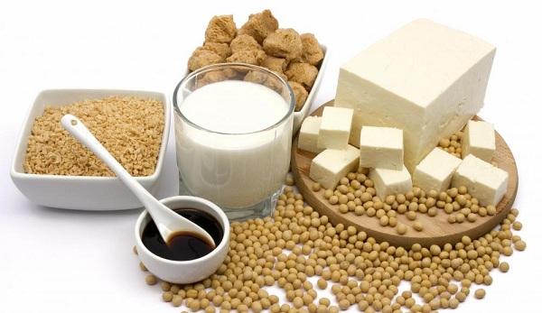 Bổ sung các chế phẩm từ đậu nành giúp giảm triệu chứng thời kỳ mãn kinh