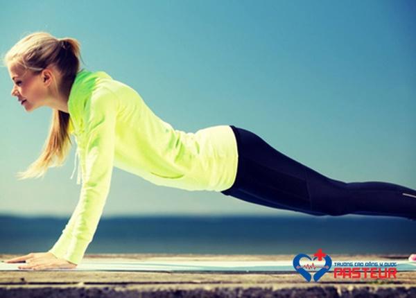 Vai trò của tập thể dục là gì?