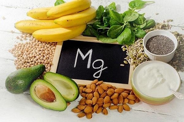 Thực phẩm giàu magie tốt cho người bệnh phổi