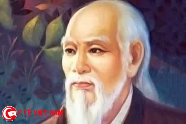 Chân dung danh y của dân tộc Hải Thượng Lãn Ông Lê Hữu Trác