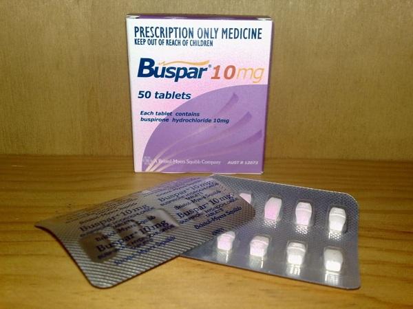 Các loại thuốc điều trị chứng rối loạn lo âu