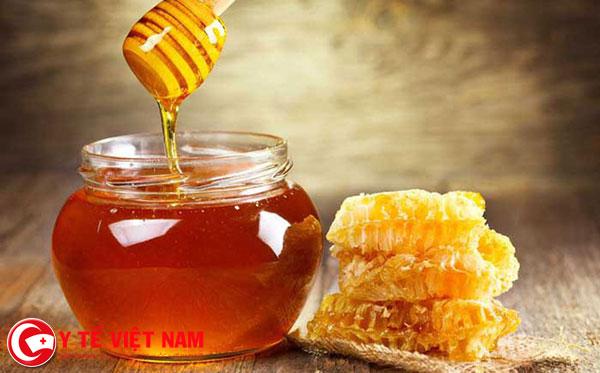 Mật ong hỗ trợ điều trị nhiều bệnh